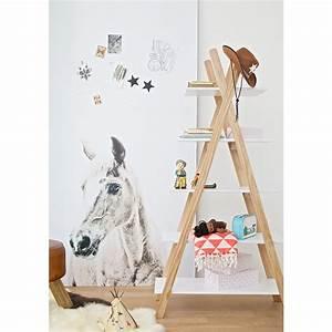 Etagere Pour Enfant : etag re enfant pin massif blanc tipi by drawer ~ Teatrodelosmanantiales.com Idées de Décoration