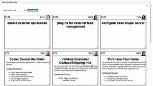 agile user story template word best professional templates With agile storyboard template