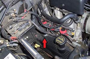 Ford F150 1997 To 2008 How To Replace Pcv Valve