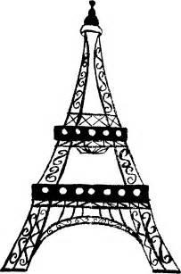 Drawing Eiffel Tower Clip Art