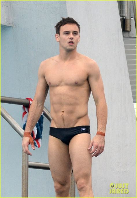 tom daley s looks ripped in his speedo 880606 gallery just jared jr