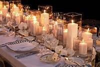 candle centerpiece ideas 43 Mind-Blowingly Romantic Wedding Ideas with Candles   Deer Pearl Flowers