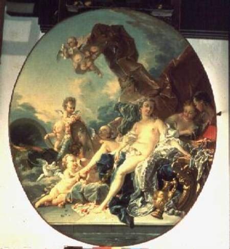 the toilet of venus fran 231 ois boucher als kunstdruck oder handgemaltes gem 228 lde