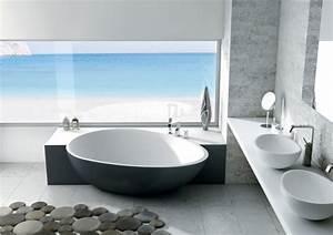 Moderne Freistehende Badewannen : moderne badewannen design ~ Sanjose-hotels-ca.com Haus und Dekorationen