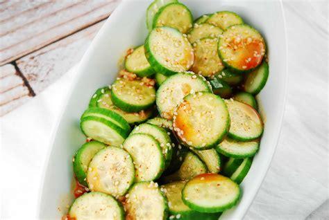 spicy cucumber salad spicy cucumber salad recipe 1 points laaloosh