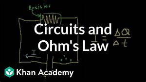 Introduction To Circuits And Ohm U0026 39 S Law