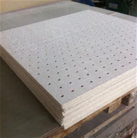 acoustic wall panel mgo perforated board manufacturer  delhi