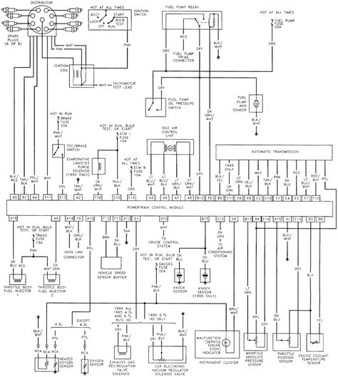 1993 Chevy Silverado Transmission Wiring Diagram by Repair Guides Wiring Diagrams Wiring Diagrams