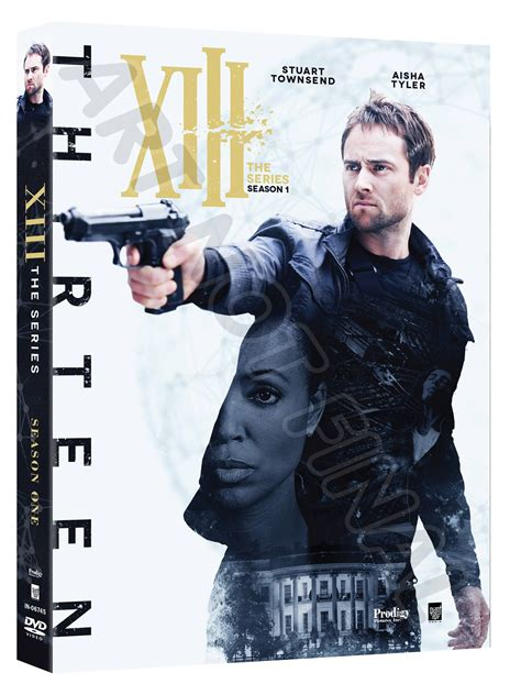 XIII: The Series DVD Release Date