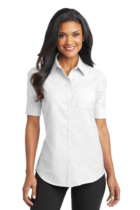 port authority button shirt l659 sleeve