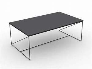 Table Metal Exterieur : table basse de salon que vous soyez plus design ~ Teatrodelosmanantiales.com Idées de Décoration