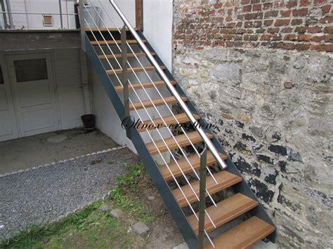 escalier sur tournai olinox cr 233 ations