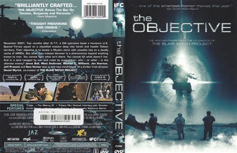 What To Put In The Objective Box On A Resume by Covers Box Sk The Objective 2008 High Quality Dvd