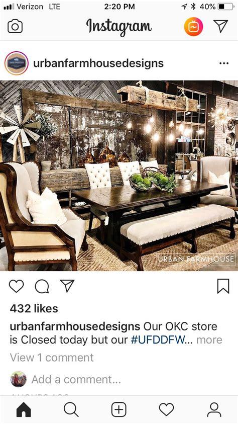 pin  michelle irwin  living room urban farmhouse close today instagram