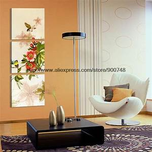 Hot sell piece wall art on canvas the vertical oil