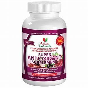 10 Best Antioxidant Supplements