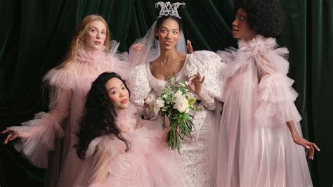 Fashion color trend report new york fashion week spring 2018. The 12 Top Bridal Trends For Spring 2022 Include 'Bridgerton' Inspiration and Wedding Nap ...