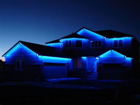the ghoulish color of led streetlights design
