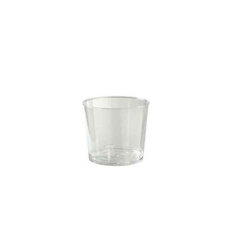 Bicchieri Monouso by Bicchiere Bodega Monouso Trasparente In Polistirene Cl 11