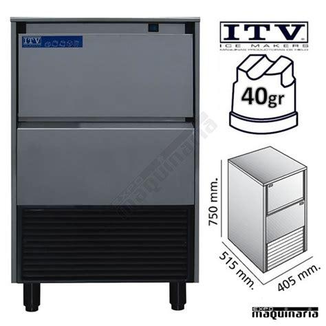 maquina de hielo itv delta ng cubito