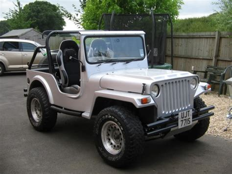 Jeep Kit Cars by The Jago Geep Now Sandero Kit Ewillys