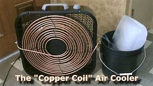 Copper Coil Air Cooling Fan    Bonnaroo