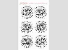 Free printable labels & templates, label design