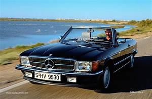 Mercedes 500 Sl Occasion : mercedes sl r107 voiture mercedes sl auto occasion ~ Maxctalentgroup.com Avis de Voitures