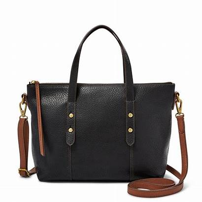 Fossil Jenna Handbags Discontinued Satchel Handbag