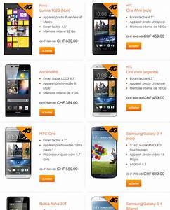 Mon Compte 3 Suisses : achetez votre mobile moins cher chez orange suisse ~ Nature-et-papiers.com Idées de Décoration