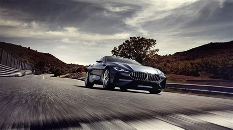 2017 Bmw 8-series Concept Wallpapers & Hd Images