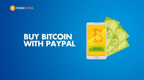You just have to open an account with any of the crypto exchanges, transfer money into the account and use the exchange. 4 Best Methods To To Buy Bitcoin with PayPal - 2021 Guide