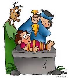 Abraham And Isaac Clipart