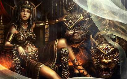 Egyptian Fantasy Abyss
