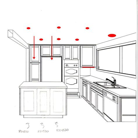 kitchen lighting placement recessed lighting best 11 recessed light calculator ideas 2201