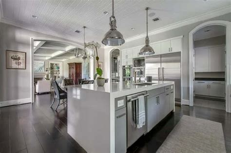 agreeable grey kitchen the top 6 most popular interior paint colors color 268 | SW Agreeable Gray