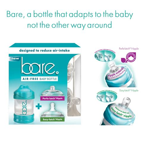 Baby Bottle For Breastfed Gassy Fussy Reflux Babies