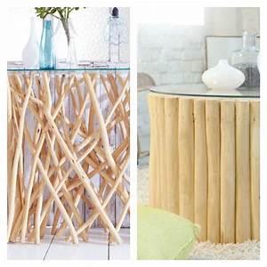 Meuble En Bois Flotté : t te de lit bois flott pour une chambre d 39 ambiance naturelle ~ Preciouscoupons.com Idées de Décoration