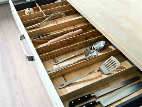 accessoires pour cuisine cuisine artwood schmidt tiroir de rangement pour