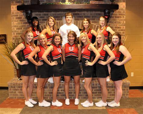 cheerleading photo album  union photo