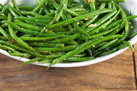what to do with fresh green beans make ahead fresh green beans