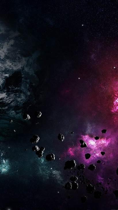 Nature Dark Iphone Planet Space Mk21 Stellar