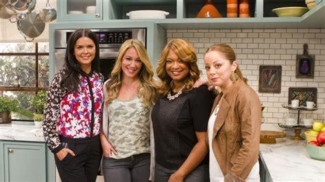 the kitchen tv show dinner at tiffani s food network uk