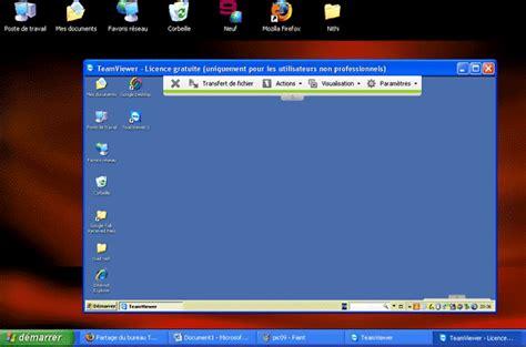 Connexion Bureau à Distance - teamviewer se connecter à distance à un ordinateur