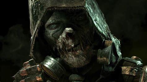 the scarecrow batman rougues gallery