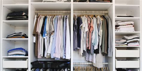 How To Organize A Clothes Closet by How To Organize Your Closet Askmen