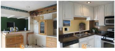 kitchen remodel ideas before and after beneficial residence renovation guidelines best of