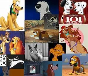 Disney images Disney Dogs Collage( plus a couple friends ...