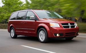 2008 Chrysler Town  U0026 Country  Dodge Grand Caravan Recalled For Airbag Issue