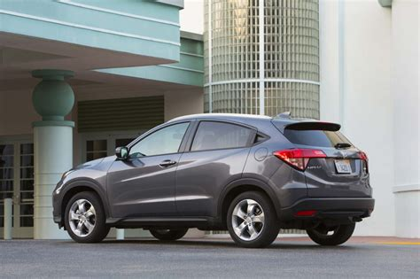 Review Honda Hrv by 2019 Honda Hr V Review Price Release Date Redesign